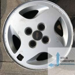 Cerchio in Lega Usato da 13 pollici per Fiat  Uno