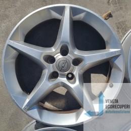 Cerchio in Lega Usato da 18 pollici per Opel Astra GTC - Lotto C-1428