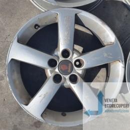 Cerchio in Lega Usato da 17 pollici per Saab 9.3 - Lotto C-1439