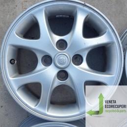Cerchio in Lega Usato da 14 pollici per Toyota Yaris - Lotto C-1501