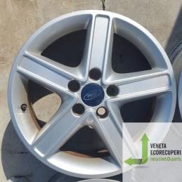 Cerchio in Lega Usato da 16 pollici per Ford Focus - Lotto C-1509