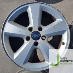 Cerchio in Lega Usato da 16 pollici per Ford Focus - Lotto C-1523