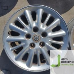 Cerchio in Lega Usato da 16 pollici per Chrysler Voyager - Lotto C-1510