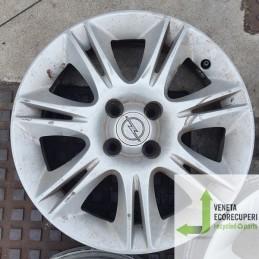Cerchio in Lega Usato da 16 pollici per Opel Astra h - Lotto C-1505