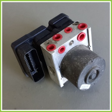 Centralina ABS Modulo Pompa ATE 10.0970-1114.3 10.0207-0036.4 PEUGEOT 206 Originale Usato