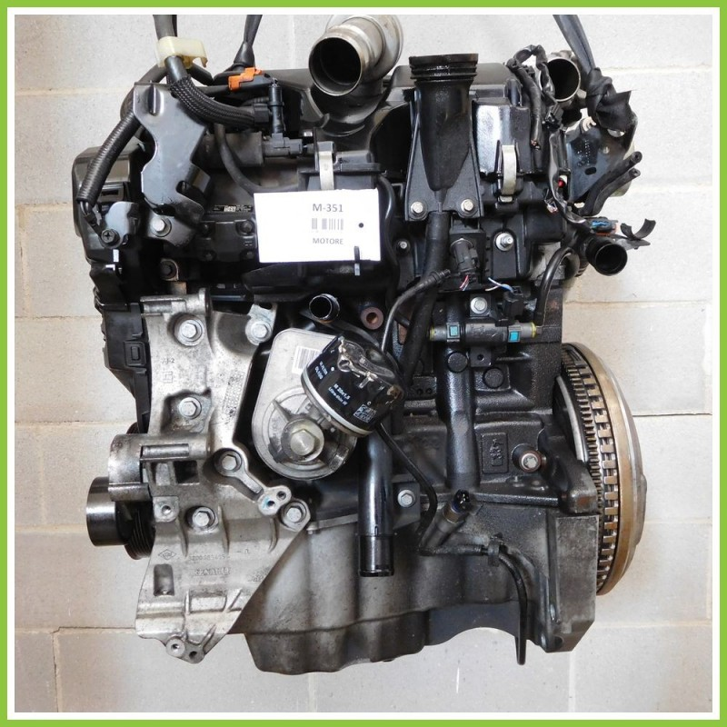Motore Completo Usato K9K