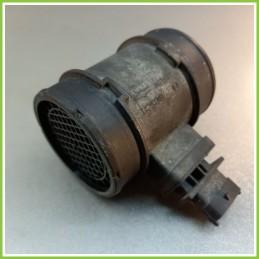 Debimetro Misuratore Massa Aria BOSCH OPEL Astra (A04) 1.7 Diesel 2004 0281002618 55350048 Usato