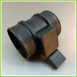 Debimetro Misuratore Massa Aria SIEMENS PEUGEOT 206 2.0 Diesel 1998 5WK9523 9628336380 Usato