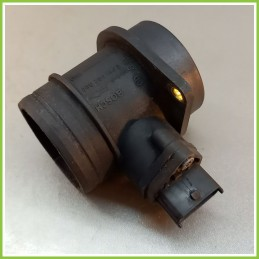 Debimetro Misuratore Massa Aria BOSCH FIAT Stilo (2C) 1.9 Diesel 2001 0281002308 46559828 Usato