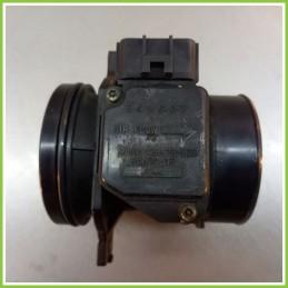 Debimetro Misuratore Massa Aria HITACI FORD Focus (Cak) 1.8 Diesel 2001 AHF60-13 98AB-12B579-B3B Usato
