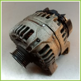 Alternatore BOSCH 14V 100A  OPEL MERIVA (X03) 2003 0124425021 Usato