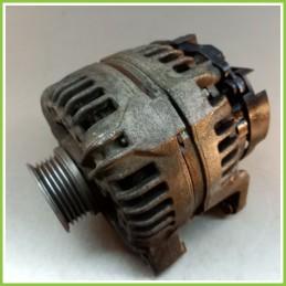 Alternatore BOSCH 14V 120A  OPEL CORSA (X01) 2000 0124425010 Usato
