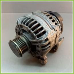 Alternatore BOSCH 14V 140A  VOLKSWAGEN GOLF (1K) 2003 0124525091 Usato