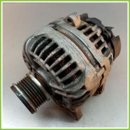 Alternatore BOSCH 14V 150A  NISSAN QASHQAI (J10E/JJ10E) 2007 0124525140 Usato