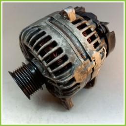 Alternatore BOSCH 14V 150A  RENAULT SCENIC 2A SERIE 2003 0124525078 Usato
