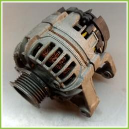 Alternatore BOSCH 14V 70A  OPEL AGILA (H00) 2000 0124225041 Usato