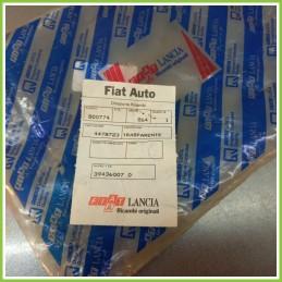 Trasparente Posteriore Sinistro Nuovo Altissimo 296007 Fiat 131 2A Serie