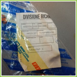 Trasparente Posteriore Sinistro Nuovo Carello 12801719 Fiat 131 2A Serie