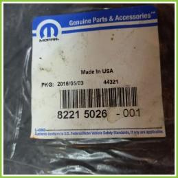 Tappetini Nuovo Mopar  Fiat 124 Spider 6F 82215026