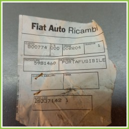 Scatola Porta Fusibili Nuovo  3072002 Fiat Uno 1A Prima Serie 5981460