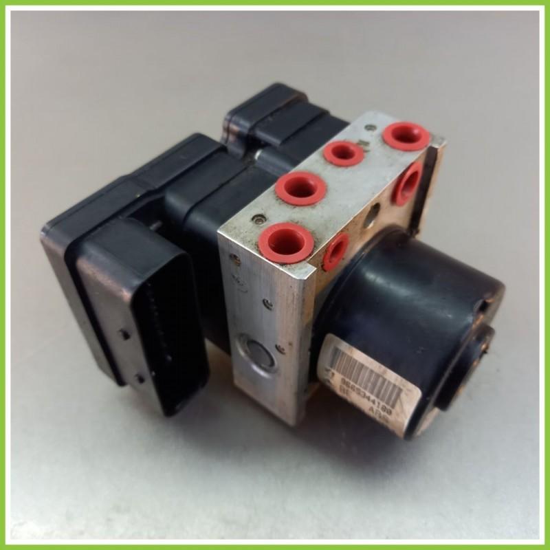 Centralina Pompa Aggregato ABS Usato Ate 10.09701153.3 Citroen C3 2A Serie 10.0207-0142.4