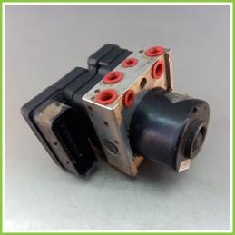 Centralina Pompa Aggregato ABS Usato Ate 10.09700132.3 Ford Fiesta CBK 10.0207-0051.4