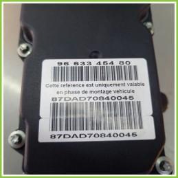 Centralina Pompa Aggregato ABS Usato Bosch 0265800406 Peugeot 307 0265231508