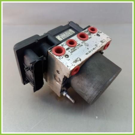 Centralina ABS Modulo Pompa BOSCH 0265800411 0265231516 RENAULT CLIO 3a Serie Originale Usato