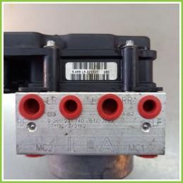Centralina Pompa Aggregato ABS Usato Bosch 0265800526 Lancia Musa TJ 0265231740