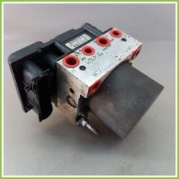 Centralina Pompa Aggregato ABS Usato Bosch 0265800315 Fiat Punto 1N/1P 0265231331