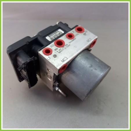 Centralina ABS Modulo Pompa BOSCH 0265800421 0265231535 FIAT GRANDE PUNTO 2Y Originale Usato