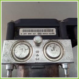 Centralina Pompa Aggregato ABS Usato Bosch 0265800421 Fiat Grande Punto 2Y 0265231535