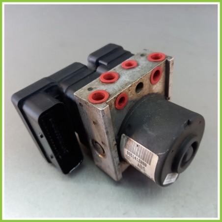 Centralina ABS Modulo Pompa ATE 10.0970-1108.3 10.0207-0011.4 CITROEN C3 1a Serie Originale Usato