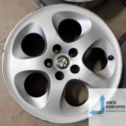 Cerchio in Lega Usato da 15 pollici per Alfa Romeo 147 o 156