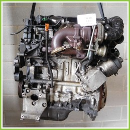 Motore Completo Usato 8HT da CITROEN C1 del 2007