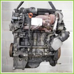Motore Completo Usato 8HX da CITROEN C3 PLURIEL del 2005