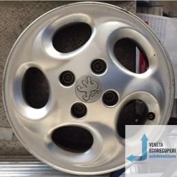 Cerchio in Lega Usato da 14 pollici per Peugeot 206