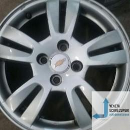 Cerchio in Lega Usato da 15 pollici per Chevrolet Aveo