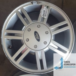 Cerchio in Lega Usato da 14 pollici per Ford FIESTA (DX)(99-02)