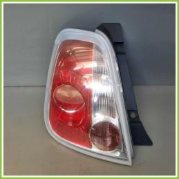 Fanale Fanalino Posteriore Sinistro SX AUTOMOTIVE LIGHTING 24.07 FIAT 500 3P 51885548 Originale Usato