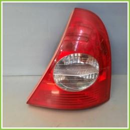 Fanale Fanalino Posteriore Destro DX VALEO X65PH2 RENAULT CLIO 2a Serie 8200917487 Originale Usato