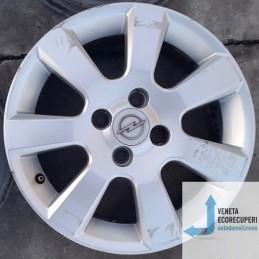 Cerchio in Lega Usato da 15 pollici per Opel Corsa