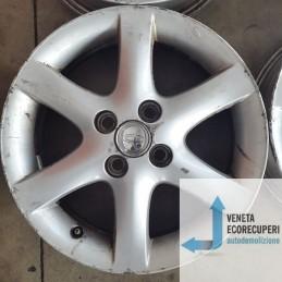Cerchio in Lega Usato da 15 pollici per Toyota Corolla