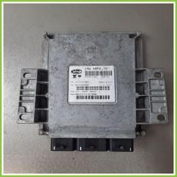Centralina Motore Iniezione ECU MAGNETI MARELLI IAW48P2.72 CITROEN C3 1a Serie 1.1 9645989480 Benzina 2002 2005