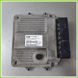 Centralina Motore Iniezione ECU MAGNETI MARELLI MJD6F3.P7 FIAT GRANDE PUNTO 2Y 1.3 MJT 51781569 Diesel 2005 2008