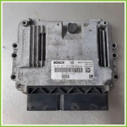 Centralina Motore Iniezione ECU BOSCH 0281011913 OPEL ZAFIRA A05 1.9 8V CDTI 55556262 Diesel 2005