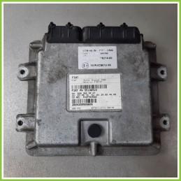 Centralina Motore Iniezione ECU METATRON 4100107 FIAT PUNTO 2U 1.2 8V NATURAL POWER 55196524 Benzina-Metano 2003 2007