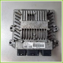 Centralina Motore Iniezione ECU SIEMENS 5WS45014A-T CITROEN C1 1.4 HDI CAT 9663181680 Diesel 2005 2014