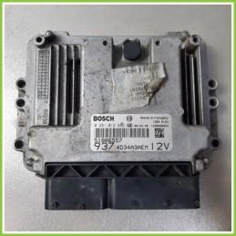 Centralina Motore Iniezione ECU BOSCH 0281012882 FORD FIESTA CBK 1.4 TDCI 51806557 Diesel 2005 2008