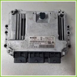 Centralina Motore Iniezione ECU BOSCH 0281012529 PEUGEOT 207 1.4 HDI 9663475880 Diesel 2006 2009